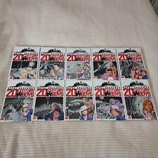 More details for 20th century boys manga volumes 1-10 - naoki urasawa