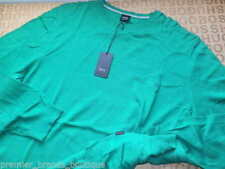 HUGO BOSS Cotton Crew Neck Jumpers & Cardigans for Men