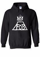 Fall Out Boy FOB Music Band Men Women Unisex Top Hoodie Sweatshirt 101E
