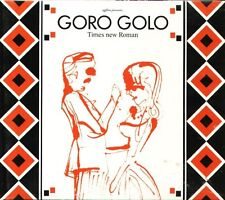 GORO GOLO - TIMES NEW ROMAN - Japan CD - 10Tracks