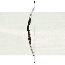 "64"" Nika Archery Recurve Bow Ilf Limb Right Hand Shooting Outdoor Practise 26lbs"