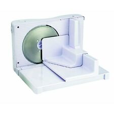 Electric Food Slicer slices of meat cheese or bread good for home or small busin