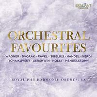 Royal Philharmonic Orchestra Various - Orchestral Favourites (NEW 4CD)