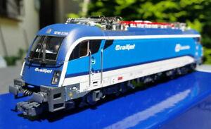 Roco 78488 H0 Elok 1216 236, CD Railjet, Taurus, Wechselstrom, AC, Sound,