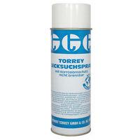 Torrey Lecksuchspray Leckfinder Prüfspray für Gasführende Rohrleitung DVGW 400ml