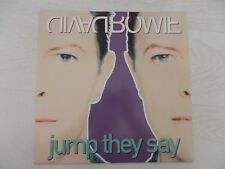 "DAVID BOWIE - JUMP THEY SAY 12"" VINYL EP REMIXES"