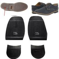 1Pair Mens Soltrack Repair DIY Stick On Heels Soles Shoe Repair Anti-Slip