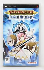 TALES OF THE WORLD RADIANT MYTHOLOGY - PSP - PAL ESPAÑA