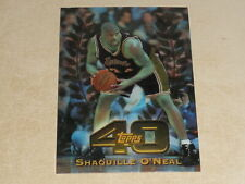 1997-98 Topps Chrome 40 #T40-30 Shaquille O'Neal