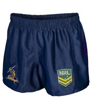 NRL MELBOURNE STORM  KIDS/YOUTHS SUPPORTER SHORTS - BRAND NEW