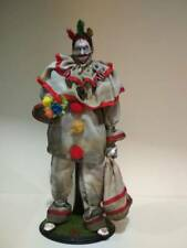 Clown Twisty 1/6 Custom full figure head and clothes sideshow hot toys.