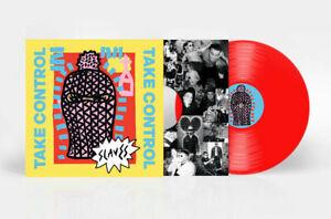 SLAVES - TAKE CONTROL RED VINYL LP 2016 SEALED