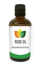 Huile de Rose Nature identique/Reconstitution/commercial Oil 10 ml 50 ml 100 ml 1 L