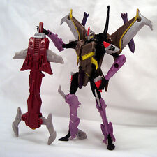 Transformers Beast Hunters STARSCREAM Complete Deluxe Prime Figure