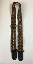 """2"""" Inch Adjustable Woven Guitar Strap"""