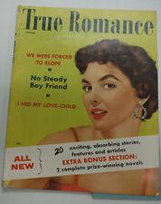 True Romances Magazine No Steady Boy Friend January 1954 070115R2