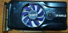 PC GRAFIKKARTE SPARKLE GTX460 . DEFEKT