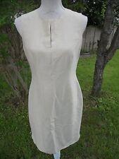Jasper Conran at debenhams fully lined s/less dress size 12