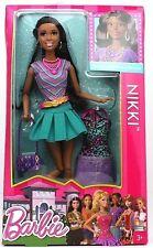 Barbie, Nikki, Mattel, Dreamhouse, Selten, Sammeln, OVP, Rar, Original