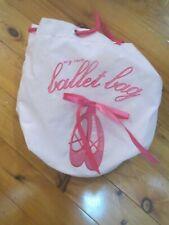 New Pink Ballet Bag H&M * Free Same Day Ship