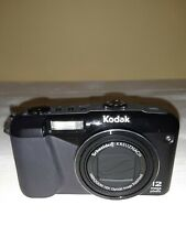 Kodak EasyShare Z950 12.0 MP Digital Camera - Black - with charger and case!