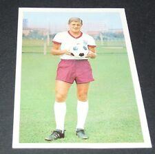 BORUTTA BAYERN MÜNCHEN MUNICH FUSSBALL 1966 1967 FOOTBALL CARD BUNDESLIGA PANINI