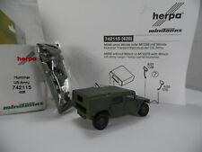 ht230, Herpa Fertigmodell 742115 HUMMER / Humvee US Army M1038 1:87 NEU / Roco