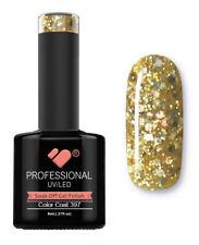 397 linea VB Oro Giallo Glitter-Smalto Gel-Smalto Gel Super