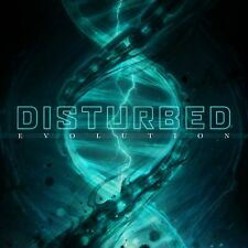 Disturbed - Evolution - New CD Album - Pre Order Released 19/10/2018