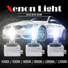 2 AMPOULES D1S 35W LAMPE RECHANGE REMPLACEMENT FEU XENON KIT HID 6000K 8000k E4