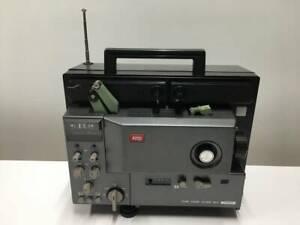 Elmo Mod GS-800 Stereo Sound Super 8 Projector Free Ship