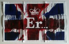 6 Banksy.Er Union Jack tea towels.LTD to 1000.Guaranteed REAL! Price per towel