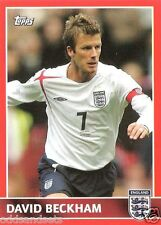 2005 Topps England Collection Complete Set (World Cup '06 Qualifications)(1-100)