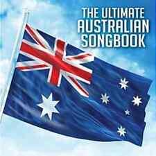 THE ULTIMATE AUSTRALIAN SONGBOOK 2CD NEW John Kane Aussie Songs Waltzing Matilda