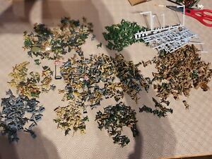 huge joblot of  airfix 1/72 scale toy soldiers