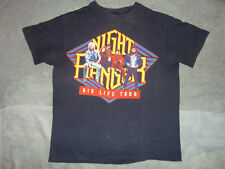 Vintage Original Night Ranger 1987 Big Life Tour Shirt