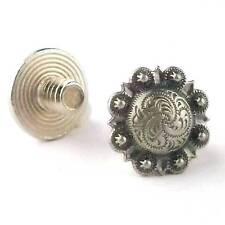 "Chicago Screws Antique Silver 1/4"" 100 Pack 3306-16 by Stecksstore"