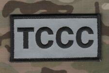 MARINES CORPSMAN RANGERS MEDIC hook/loop SSI: Tactical Combat Casualty Care TCCC