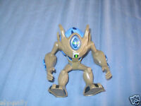 """RARE BEN TEN 10 CHARACTERS ACTION FIGURES SMALLER 4"""" TOYS free uk postage"""