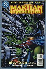 Martian Manhunter #15 2000 J'onn J'onzz Tom Mandrake DC Comics v