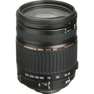 Tamron 28-300mm f/3.5-6.3 XR Di VC LD Aspherical IF Macro Lens for Nikon