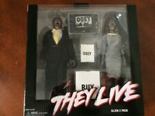 THEY LIVE NECA Alien 2 Pack