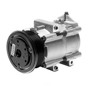 A/C  Compressor And Clutch- New DENSO 471-8102