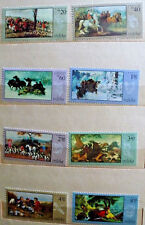 Polish stamps. Malarstwo Fi 1743-50**,  1968