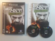 Tom Clancy's Splinter Cell: Double Agent (Nintendo GameCube) CIB FREE SHIPPING!!