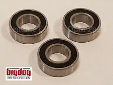 Big Dog Motorcycles Rear Wheel Bearing Set (2002-18) - 250, 300 & 330 Tires