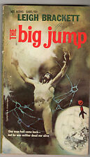 Leigh Brackett - The Big Jump 1st Ediiton 1955
