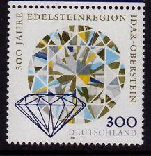 Germany 1997 The 500th Anniversary of Idar-Oberstein Gem-area SG 2766 MNH