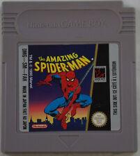 Nintendo Gameboy: The Amazing Spider Man