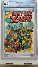 Giant Size X-Men #1 CGC 8.0 VF    1st New X-Men